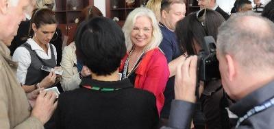 World congress on NLP, Coaching, 2012