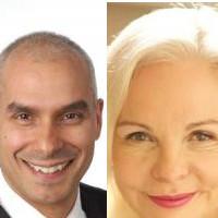 Thomas Schulze & Andrea Mills
