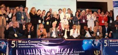 World congress on NLP, Coaching, Hypnosis, 2019
